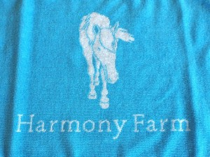 P5298649 300x225 HarmonyFarmオリジナルタオルができました!